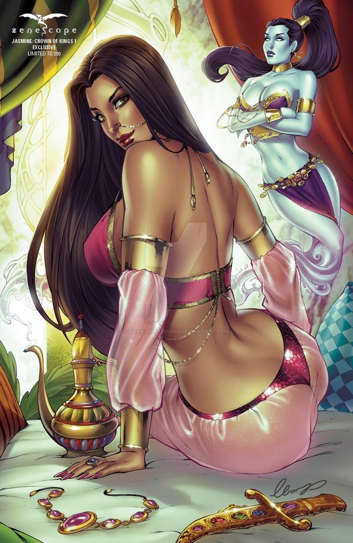 Jasmine by Elias-Chatzoudis