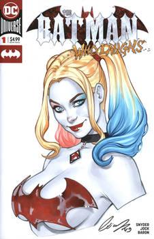 Harley Quinn bust