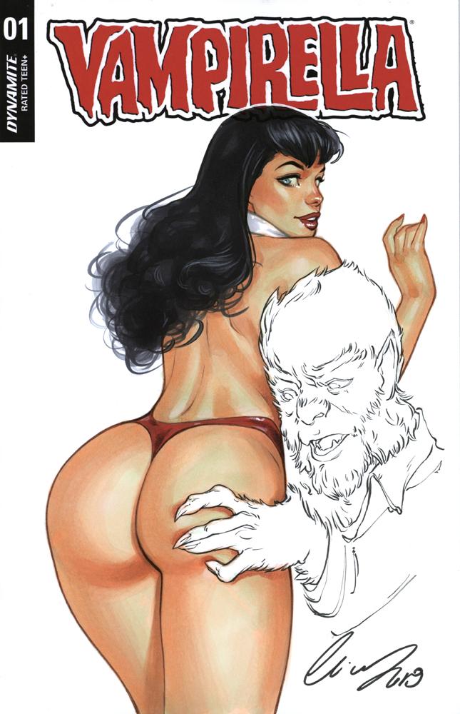 Vampirella Bettie