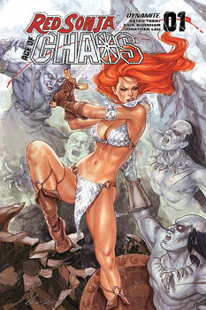 Red Sonja Age of Chaos 1