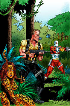 DC2: Task Force X #1