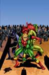 Green Arrow: Connor Hawke by joeyjarin