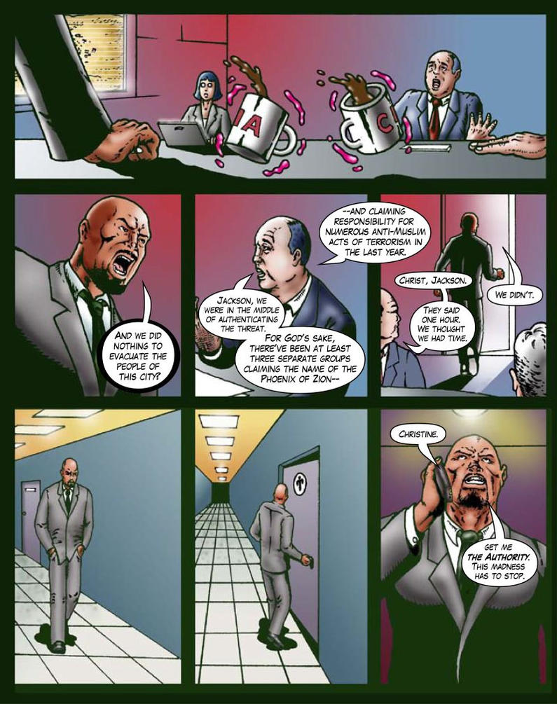 The Authority: Generator - Page 3 by joeyjarin