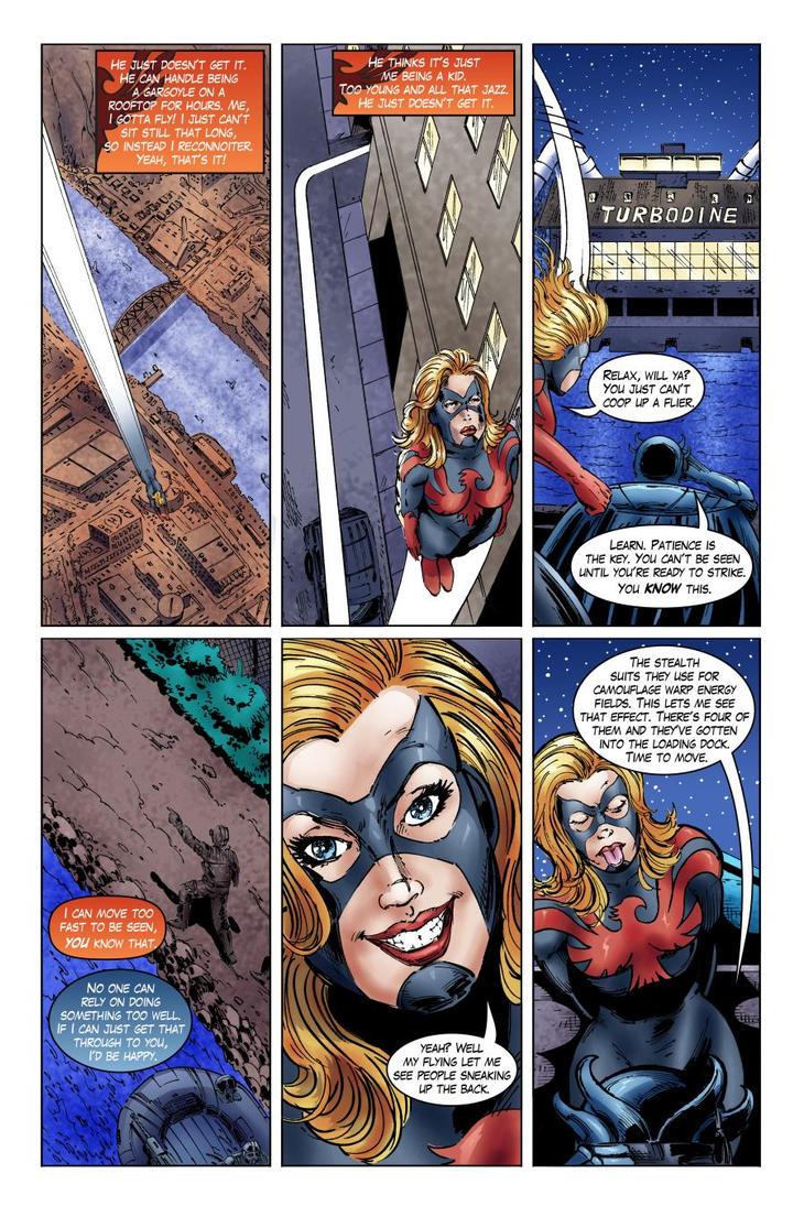 Inherit the Power #1 - Page 2 by joeyjarin