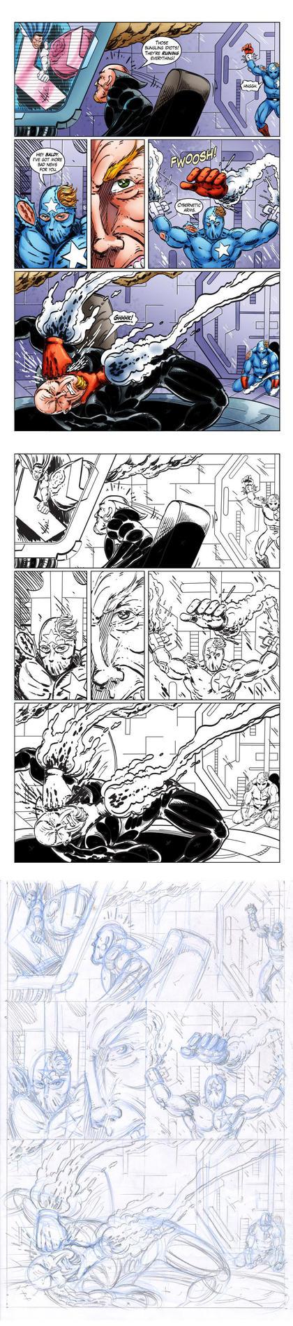 Shift Universe #2 - Page 25 by joeyjarin