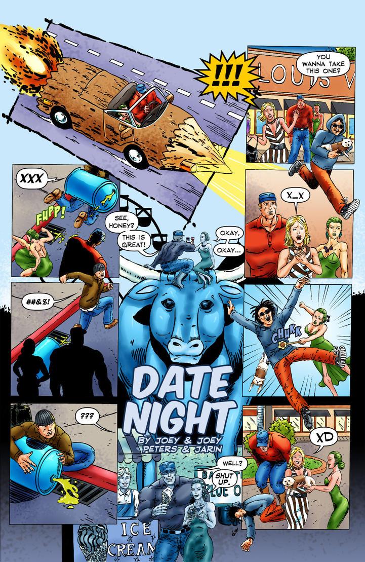 Big Red McLane: Date Night - Page 2 by joeyjarin