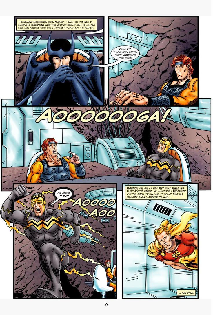 Squadron Supreme: Page 4 by joeyjarin