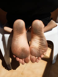 Dirty feet on holiday 03 by sokar9
