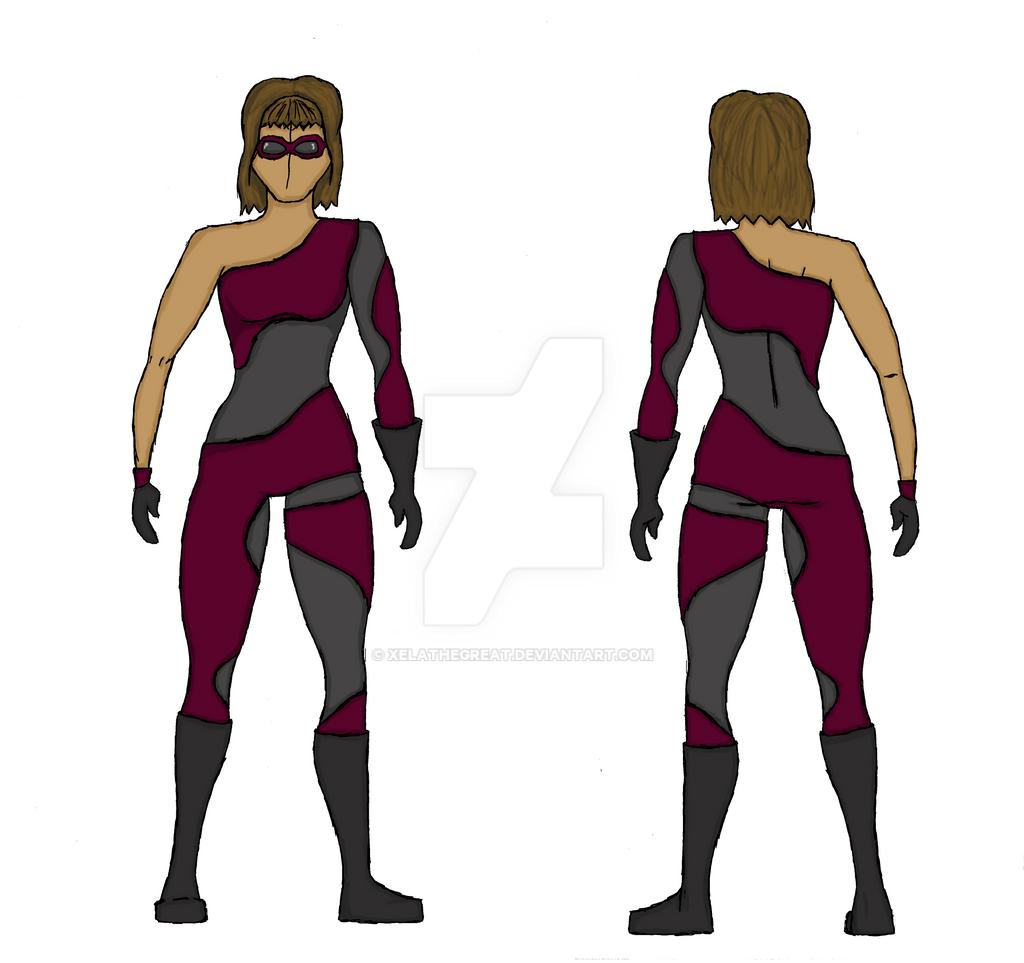 Clothing Design 1 by xelathegreat