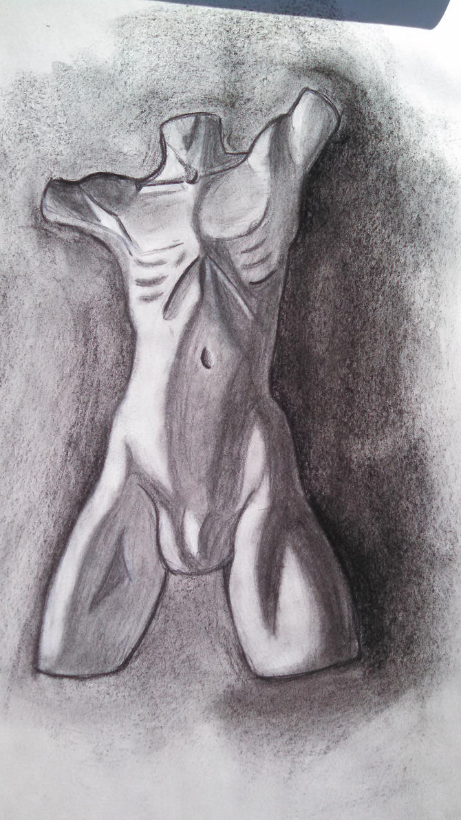 figure drawing by xelathegreat
