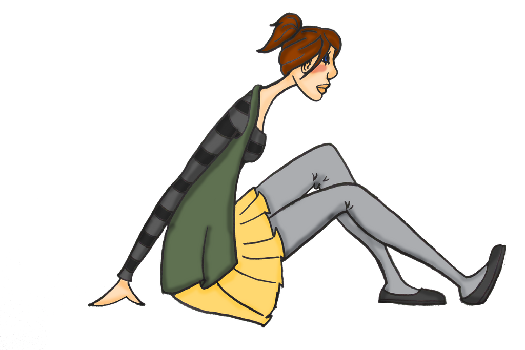Vest girl by xelathegreat