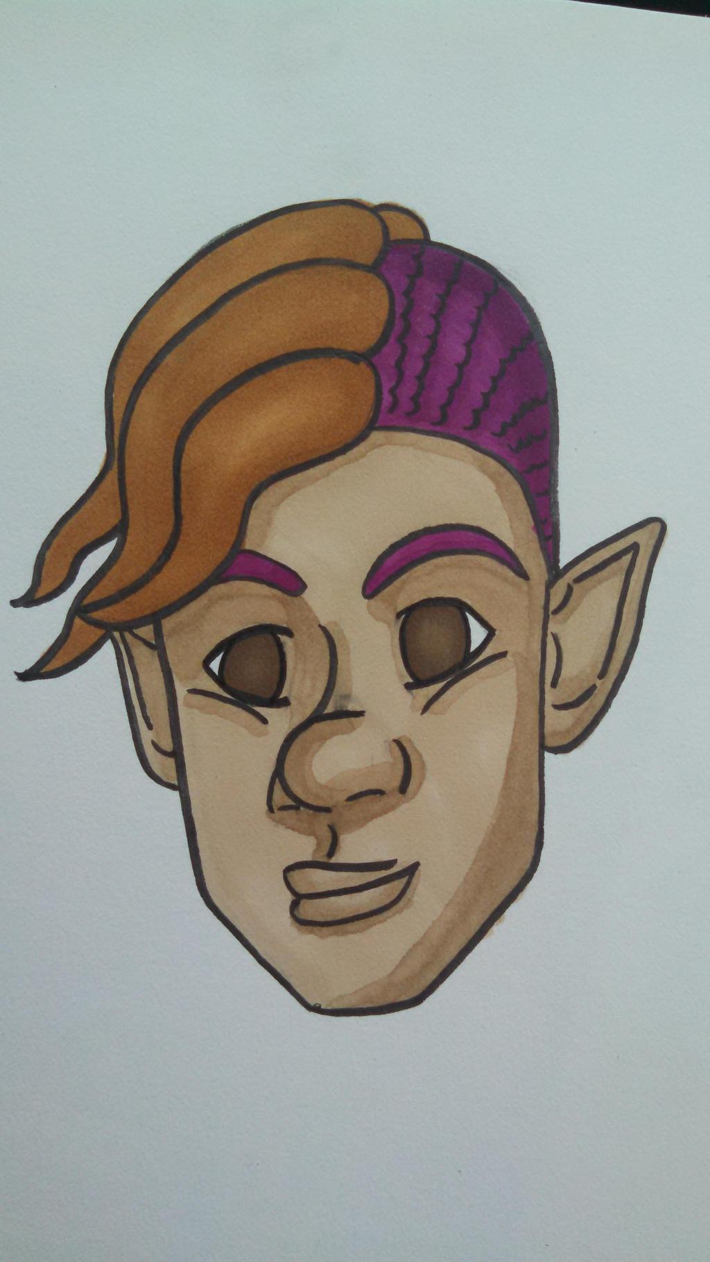 Elf by xelathegreat