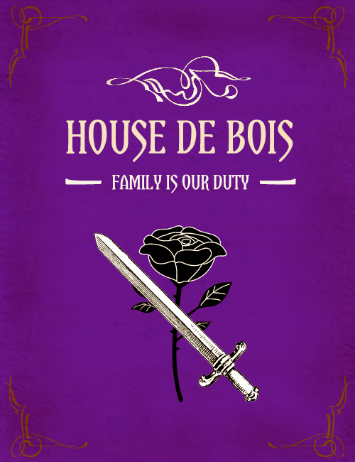 De Bois sigil by desiredwings