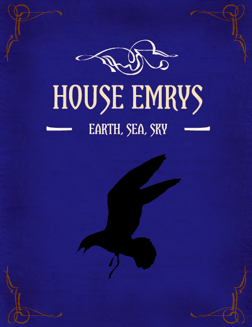Emrys sigil by desiredwings