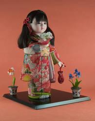 My Fourth Ningyo1 by Alexandra-chan