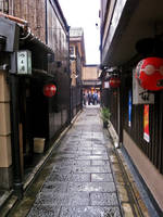 Gion Geisha District by Alexandra-chan