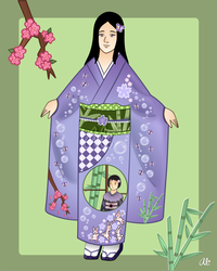 Yuhara Otome by Alexandra-chan
