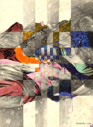 Kiss II by greno89