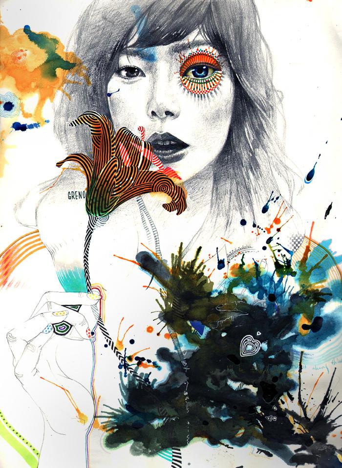 Flower by greno89