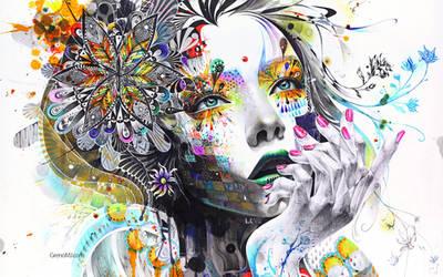Wallpaper - Circulation by greno89