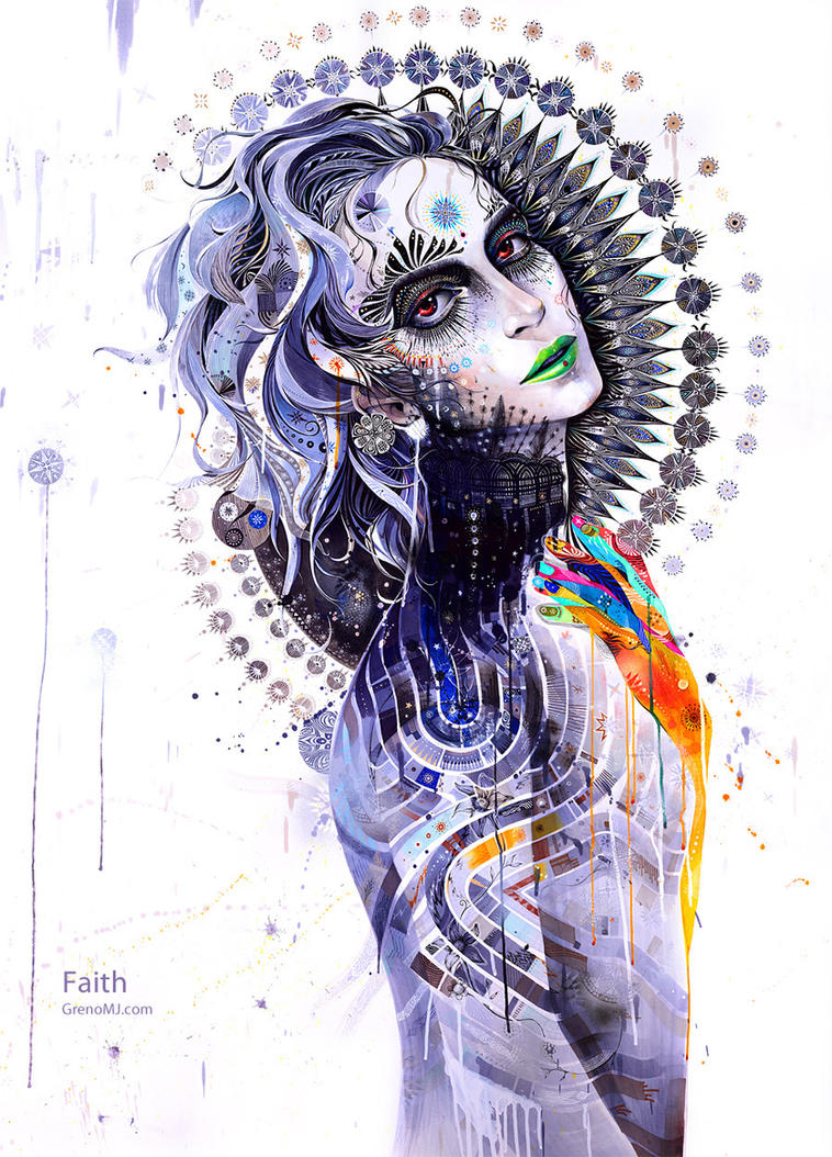 Faith(2012) by greno89