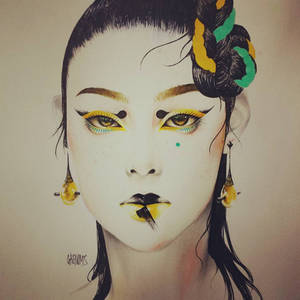 girl in fashion #2