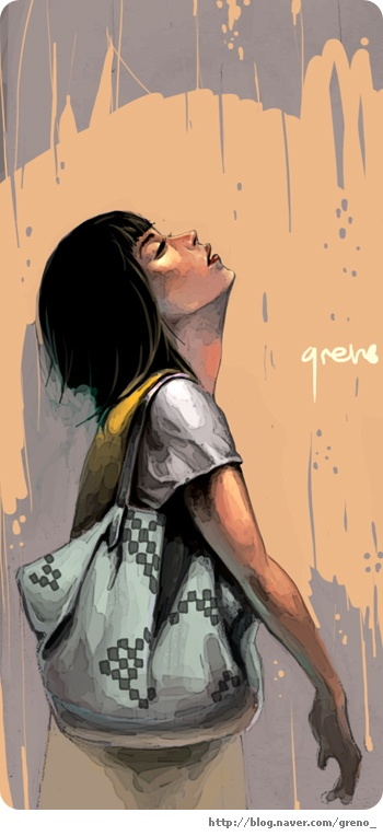 Stylish Illustrations of Greeno