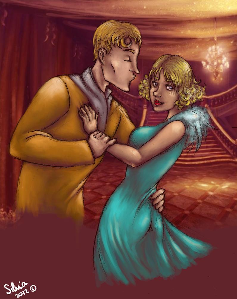 Mr and Mrs Fitzgerald by ilcielocapovolto