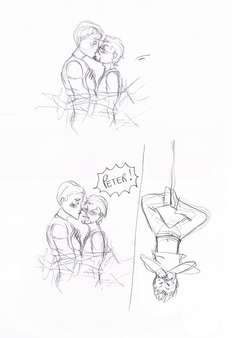 Super Family - Forced Kiss by ilcielocapovolto