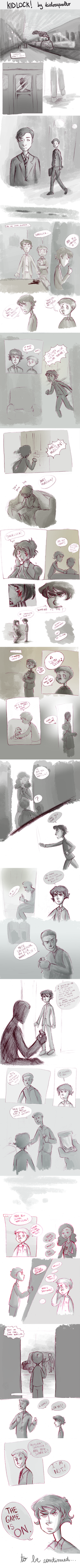 Kidlock. (the game is on) by ilcielocapovolto