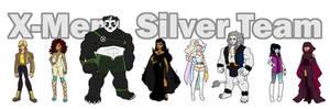 X-Men: Silver Team (OCs)