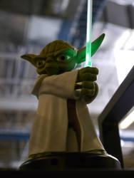 Yoda by laylapersia