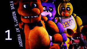 Five night's at Freddy's 1