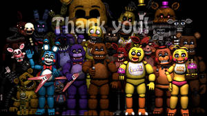 Thank You [100+ watchers]