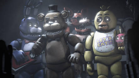 the possesed animatronics