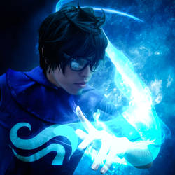 Homestuck - John Egbert by dennykunp