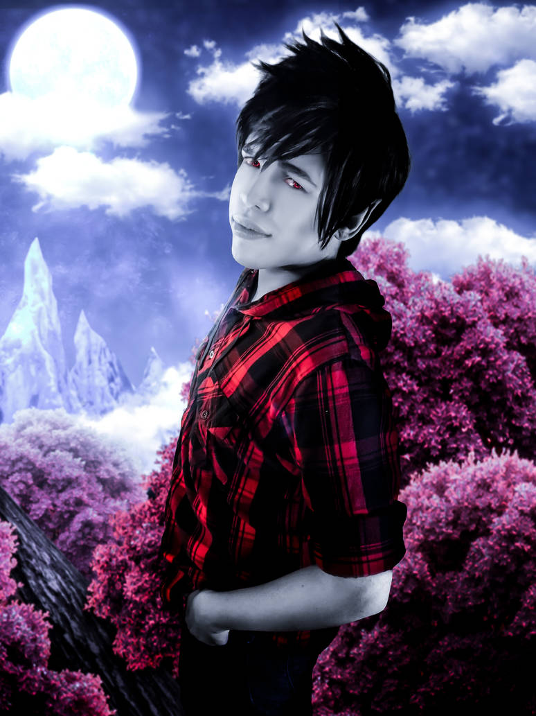 Adventure Time - Marshall Lee by dennykunp