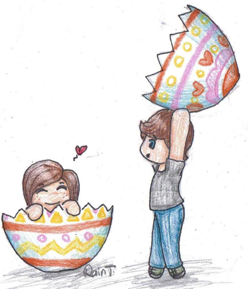 Easter Egg by Zeblua19