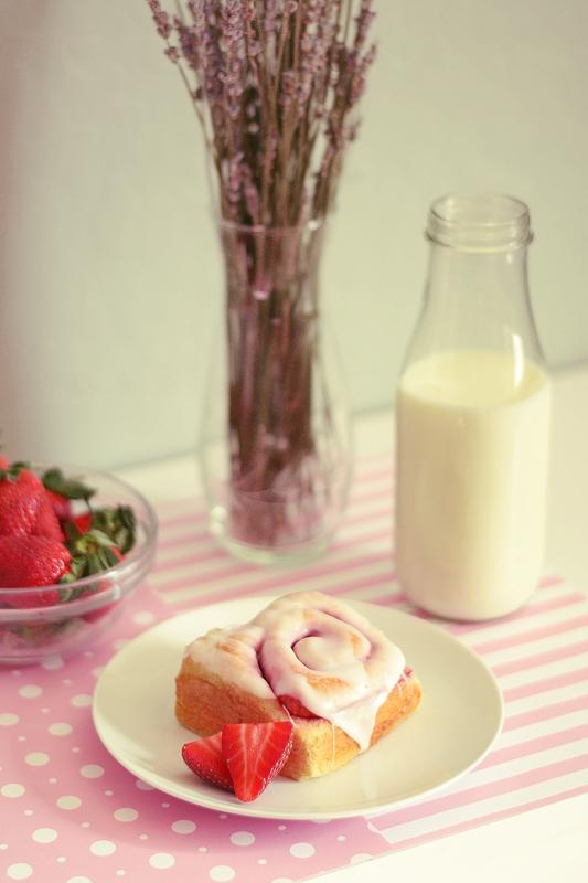 Strawberry Swirl by TheCameraGirl