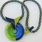 Split Personality Necklace