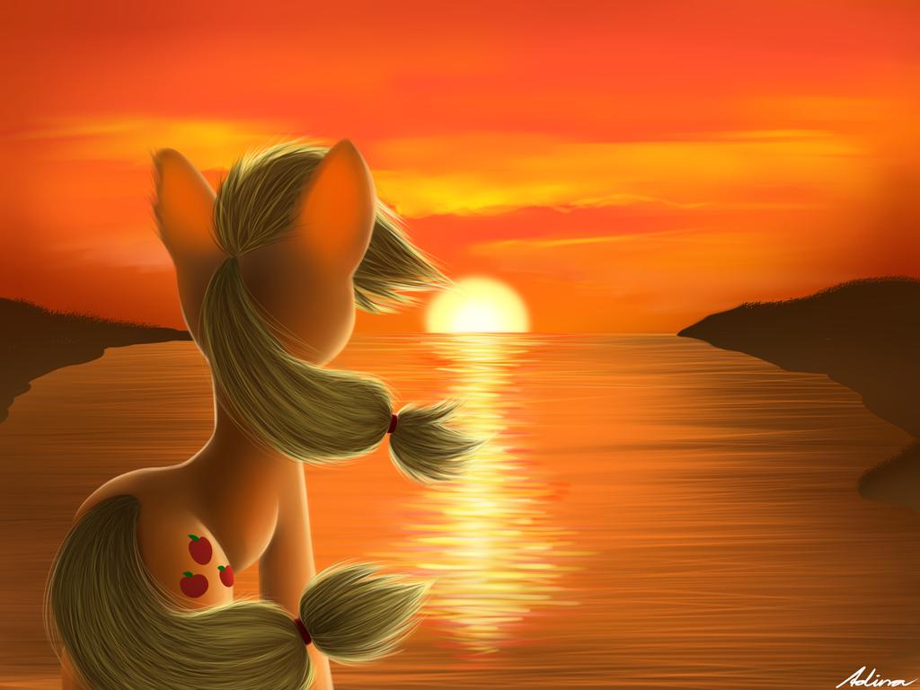 [Obrázek: sunset_by_adina1oo-d8g3r4n.png]
