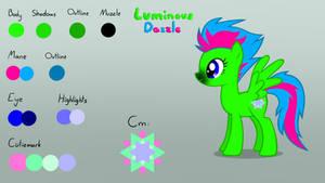 Luminous Dazzle Colorguide