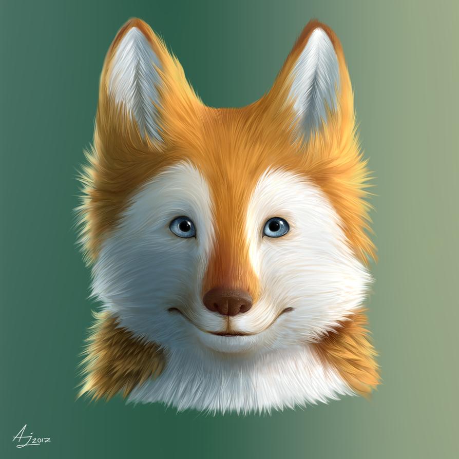 Pupper by LuminousDazzle
