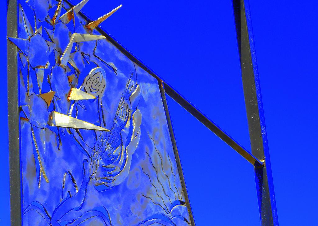 Colorado Yard Sculpture... by smfoley