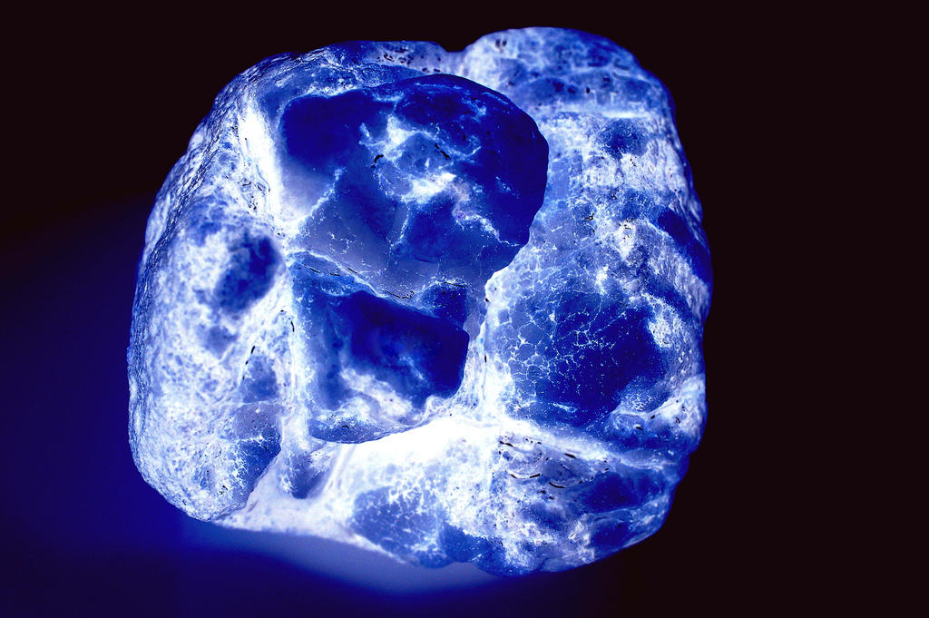 The Power of a Blue Stone... by smfoley