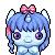 Sapphire-ashesx Pony Icon by Zagittorch