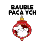 Bauble Paca YCH (CLOSED)