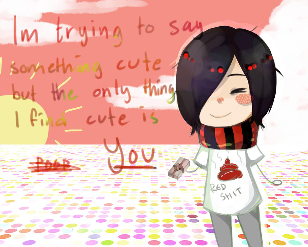 Happy Valentines Day by AkairoNoUnko-Sae