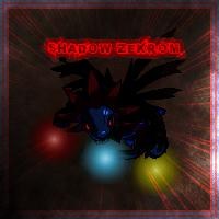 Shadow Zekrom Avatar SCARY by aleony