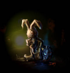Rabbit by Iury-max